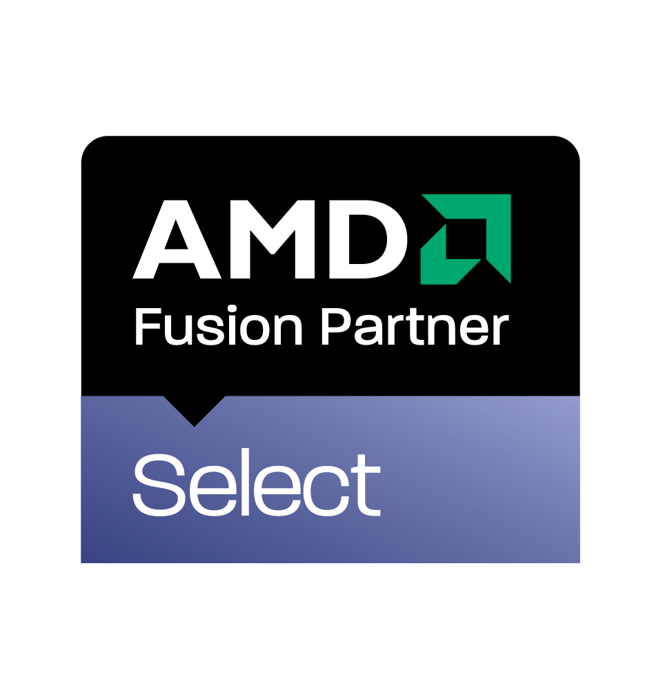 logo amd partner