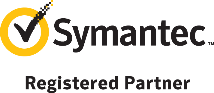 Logo Symantec Registered Partner